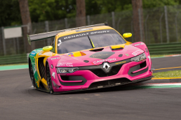 #1 Capitanio/Roda (Oregon Team) - Renault Sport Trophy