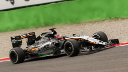Nico Hulkenberg (Force India Mercedes) - F1 Monza 2015