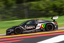 #42 Williamson/Leventis (Strakka racing) - Renault Sport Trophy