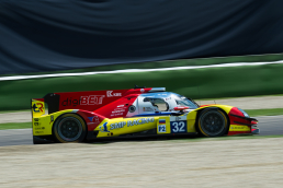 #32 Coletti/Leal/Wirth (SMP Racing) - ELMS Imola 2016