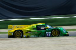 #13 Smiechowski/Petersen (Inter Europol Competition) - ELMS Imola 2016