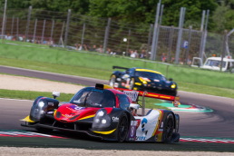#8 Marateotto/Maggi/Longin (Race Performance) - ELMS Imola 2016