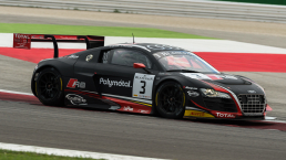 Richelmi/Ortelli (Belgian Audi Club Team WRT) | Blancpain GT Series Misano 2015