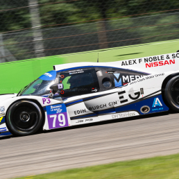 Noble/Wells (Nielsen Racing) - Michelin Le Mans Cup Monza 2017