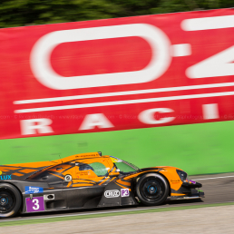 Glorieux/Toril (DKR Engineering) - Michelin Le Mans Cup Monza 2017
