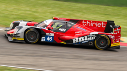 Thiriet by TDS Racing | ELMS Imola 2015