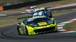 | SuperGT Mugello 2016