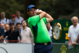 Padraig Harrington - Open Italia 2016