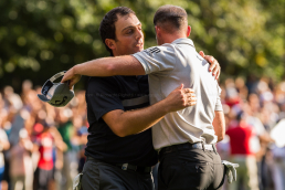Francesco Molinari / Danny Willett - Open Italia 2016