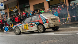 lancia delta integrale - rally legend 2016
