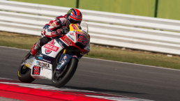 Sam Lowes (Federal Oil Gresini) - Moto2 - Misano 2016