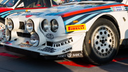 Lancia Delta S4 - Rally Legend 2016