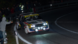 Diana/Tabarini (Fiat 131 Racing) - Rally Legend 2016