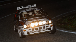 Pasquale (Lancia Delta Integrale) - Rally Legend 2016