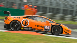 De Marco (Orange 1 Team Lazarus) - lamborghini supertrofeo monza 2016