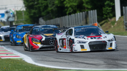 Hassid-Giauque-Perera (ISR) - Blancpain GT Series Monza 2016