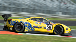 Lathouras-Rugolo-Pier Guidi (AF Corse) - Blancpain GT Series Monza 2016