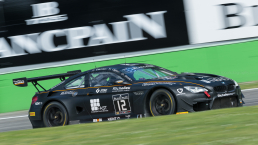 Ojjeh-Darras-Grotz (Boutsen Ginion Racing) - Blancpain GT Series Monza 2016