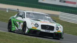 Abril/Kane (Bentley Team M-Sport) - Blancpain GT Series Misano 2017
