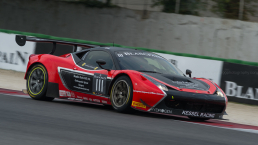 Earle (Kessel Racing) - Blancpain GT Sports Club Misano 2017