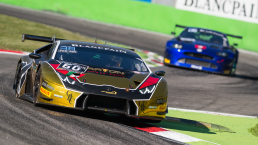Costantini/Amici/Lind (Raton Racing) - Blancpain GT Series Monza 2017