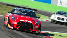 Simmons/Moore/Parry (Team RJN Motorsport) - Blancpain GT Series Monza 2017