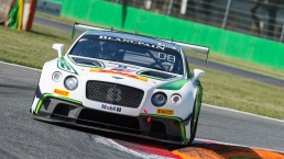 Abril/Soucek/Soulet (Bentley Team M-Sport) - Blancpain GT Series Monza 2017