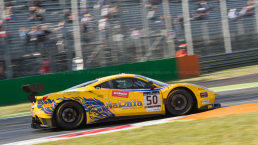 Lathouras/Rugolo/Pier Guidi (AF Corse Spirit of Race) - Blancpain GT Series Monza 2017