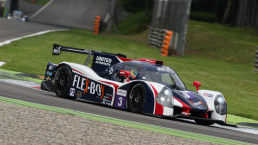 Patterson/Boyd/England (United Autosports) - elms monza 2017