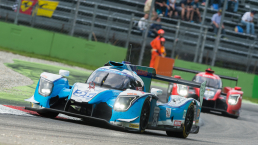 Roda/McMurry/Pizzitola (Algarve Pro Racing) - elms monza 2017