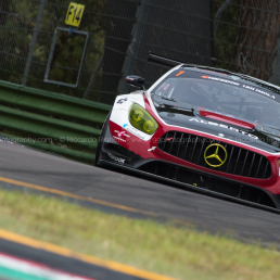 Hofor Racing - Mercedes GT3 AMG) - Creventic 12H Imola 2017