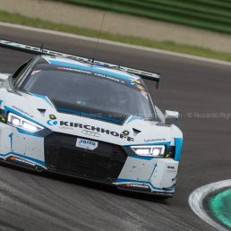 Car Collection Motorsport - Audi R8 LMS - Creventic 12H Imola 2017