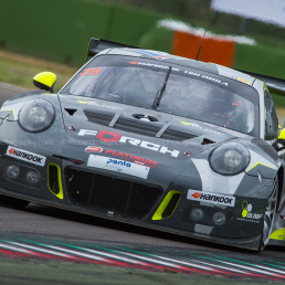 Forch Racing - Porsche 911 GT3R - Creventic 12H Imola 2017