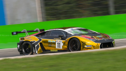 Liberati/Ling (Raton Racing) - International GT Open Monza 2017