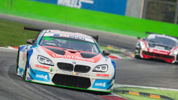 Beirao da Veiga / Farfus (RACE BMW Teo Martin) - International GT Open Monza 2017