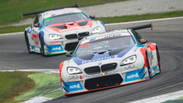Bouveng / Rueda (RACE BMW Teo Martin) - International GT Open Monza 2017