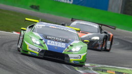 Venturini / Mapelli (Imperiale Racing) - International GT Open Monza 2017