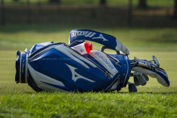 Luke Donald's golf bag - open italia 2017