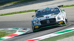 Bentley Team M-Sport (Abril/Soucek/Soulet) - blancpain gt series monza 2018