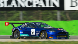 emil frey racing team - blancpain gt series monza 2018