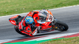 Marco Melandri - Aruba.it Racing Team Ducati - WorldSBK Misano 2018