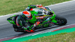 Tom Sykes - Kawasaki Racing Team WorldSBK - WorldSBK Misano 2018