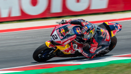 Leon Camier - Red Bull Honda WorldSBK Team - WorldSBK Misano 2018