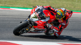 Chaz Davies - Aruba.it Racing Team Ducati - WorldSBK Misano 2018