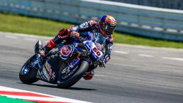 Michael Van der Mark - Pata Yamaha Official Worldsbk Team - WorldSBK Misano 2018