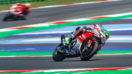 Eugene Laverty - Milwaukee Aprilia - WorldSBK Misano 2018