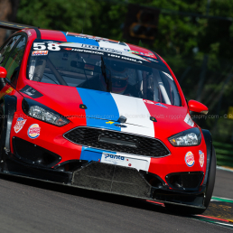 Van der Straten/Close/Paisse (VDS Racing Adventures) - Creventic 12H Imola 2018