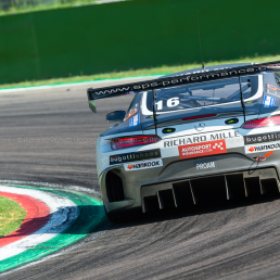 Pierburg/Mueller/Arnold (SPS Automotive Performance) - Creventic 12H Imola 2018