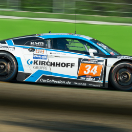 Kirchhoff/Edelhoff/Vogler (Car Collection Motorsport) - Creventic 12H Imola 2018