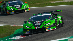 imperiale racing - international gt open monza 2018